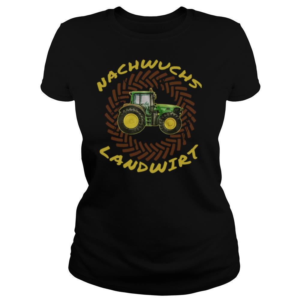 Truck Machwvchs Landwirt shirt