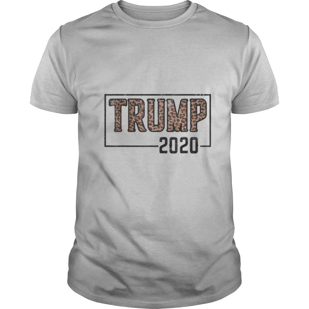 Trump 2020 Cheetah Print shirt