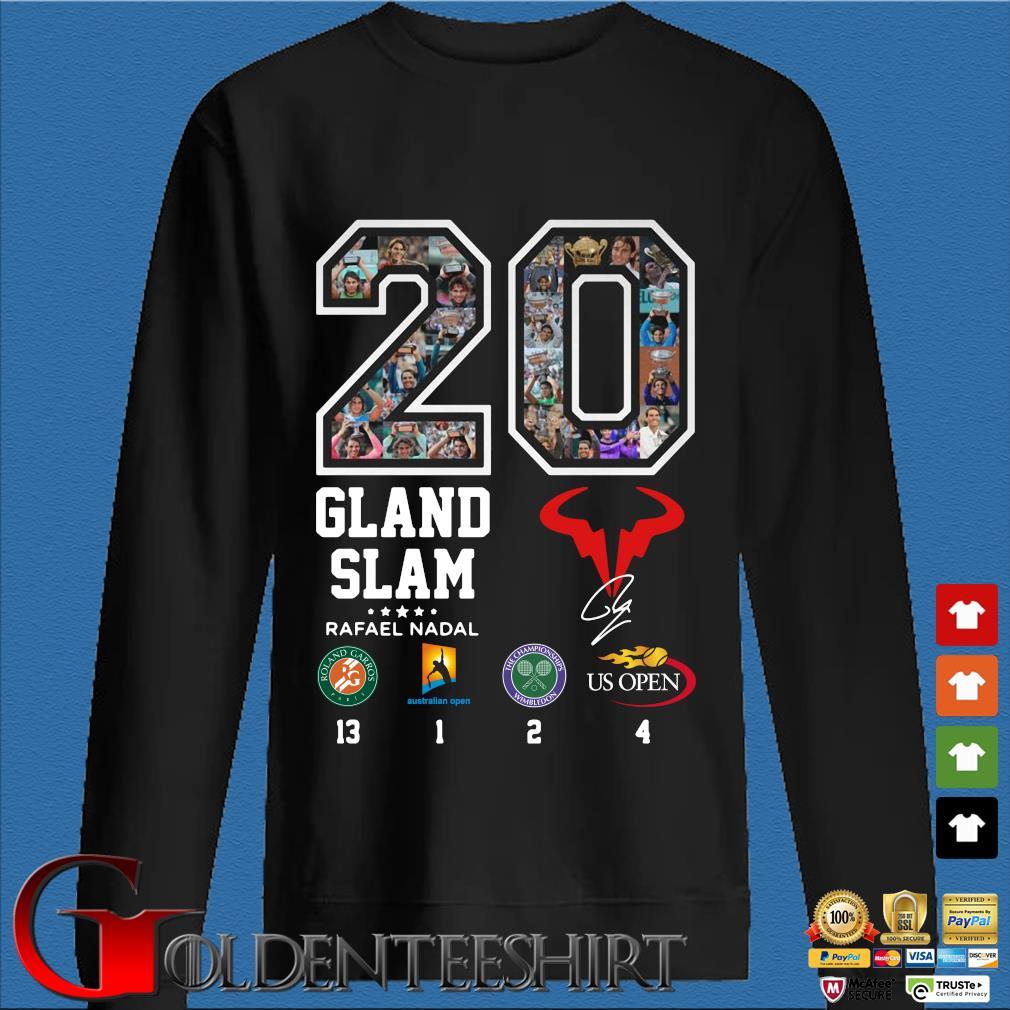 20 Gland Slam Rafael Nadal s Den Sweater