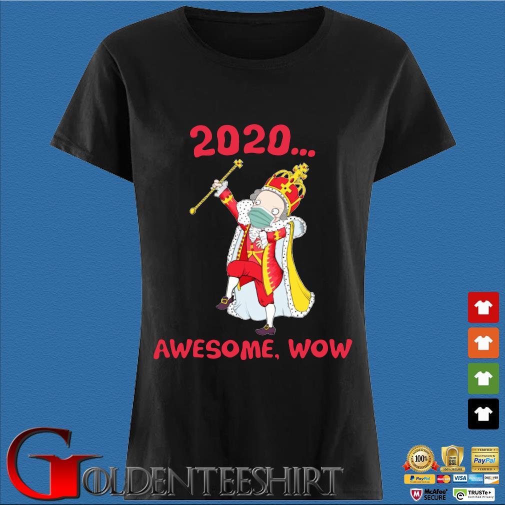 2020 Hamilton George king awesome wow s Den Ladies