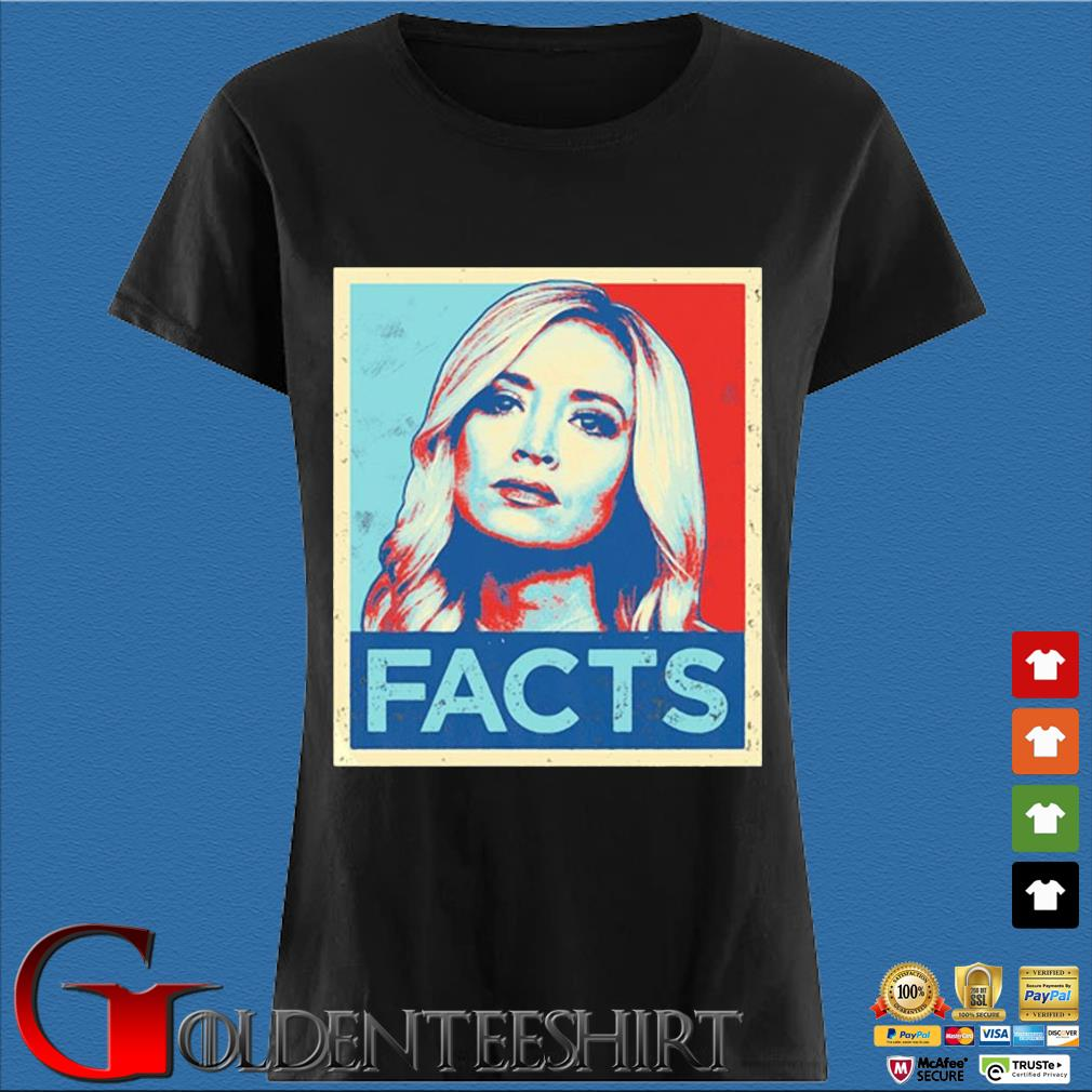 2020 Kayleigh Mcenany Facts Shirt Den Ladies