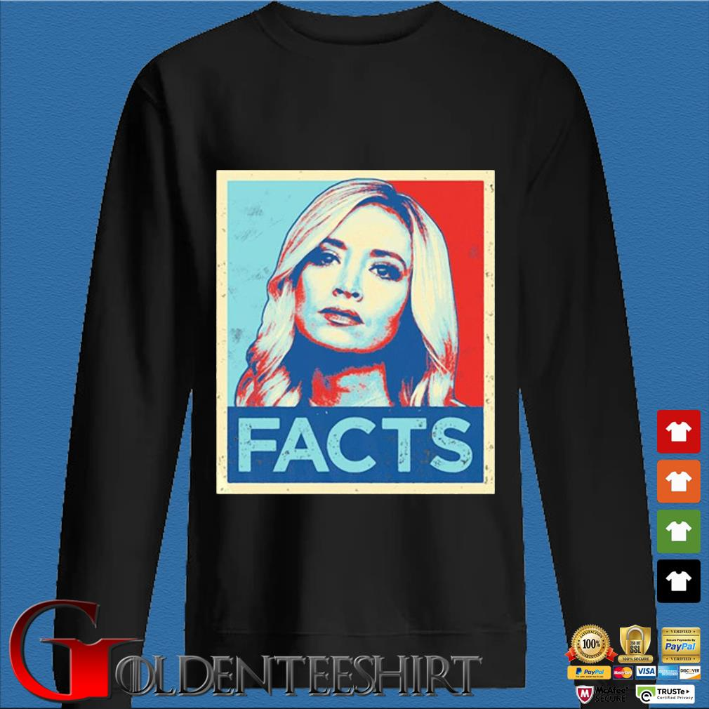 2020 Kayleigh Mcenany Facts Shirt Den Sweater