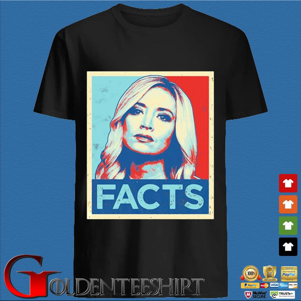 2020 Kayleigh Mcenany Facts Shirt