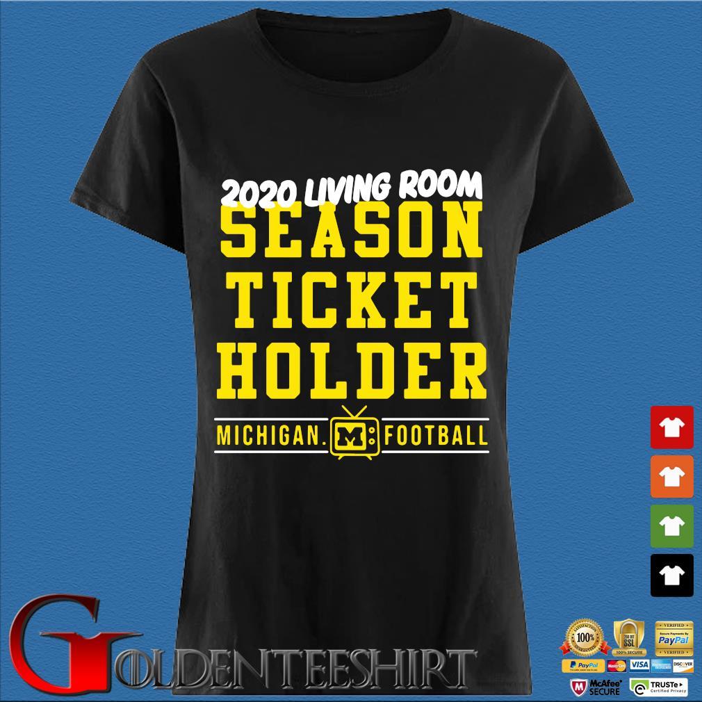 2020 living room season ticket holder Michigan football s Den Ladies