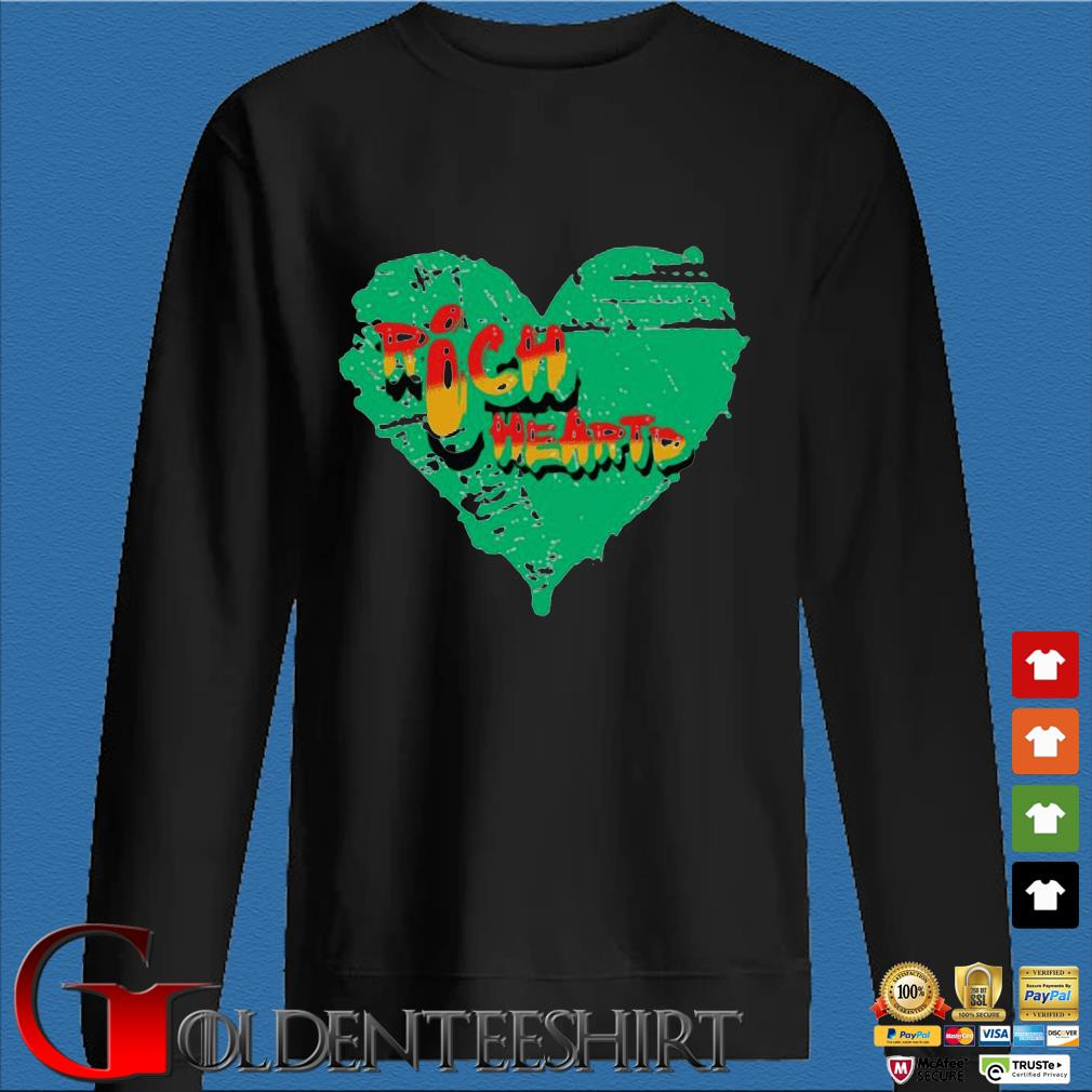 316 Richheartd Rich Heartd Tee Shirt Den Sweater