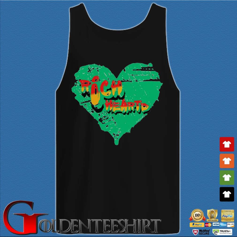 316 Richheartd Rich Heartd Tee Shirt Tank top den