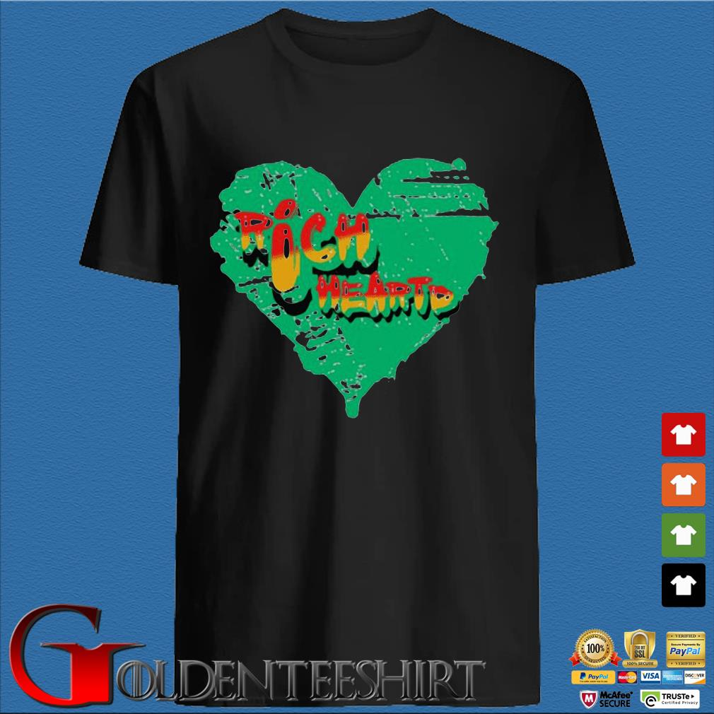 316 Richheartd Rich Heartd Tee Shirt