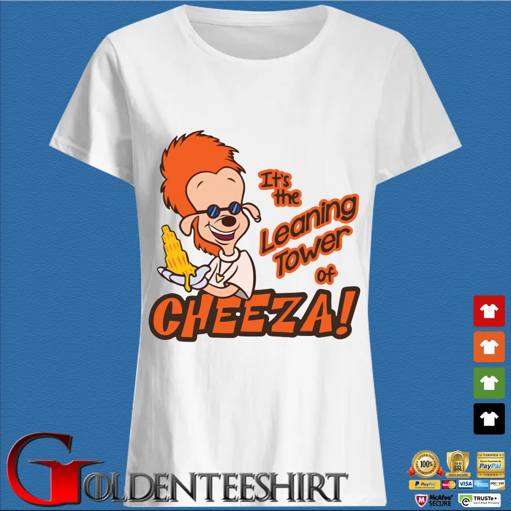 A Goofy Movie It's the leaning tower of Cheeza s Trang Ladies