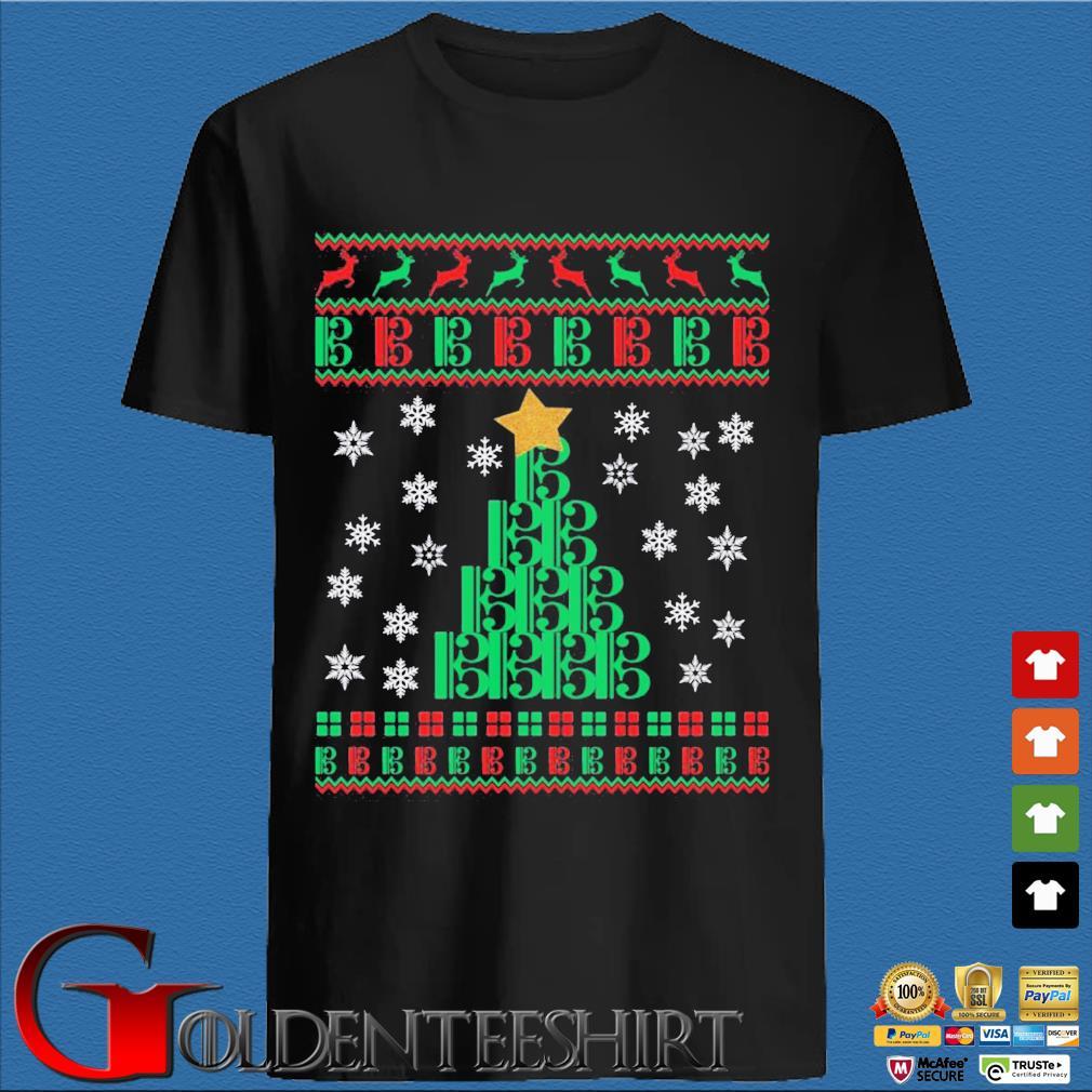 Alto Clef Christmas sweatshirt