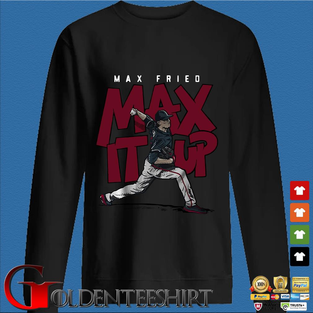 Atlanta's Max Fried can mix it up with the best s Den Sweater