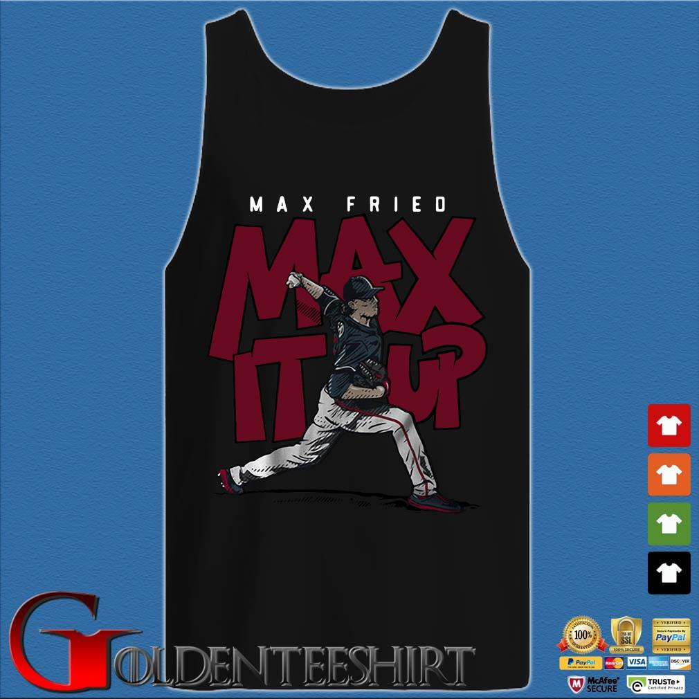 Atlanta's Max Fried can mix it up with the best s Tank top den