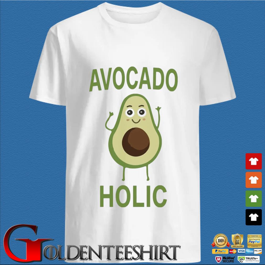 Avocado holic shirt