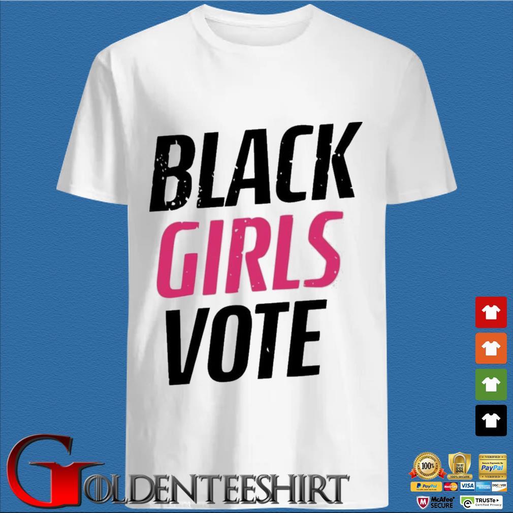 Black girls vote shirts