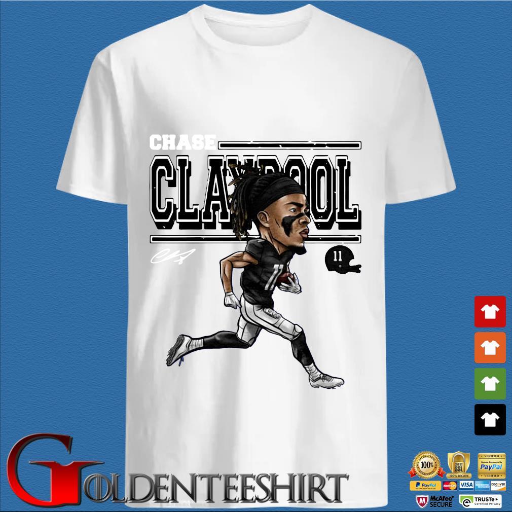 Chase Claypool Cartoon Shirt