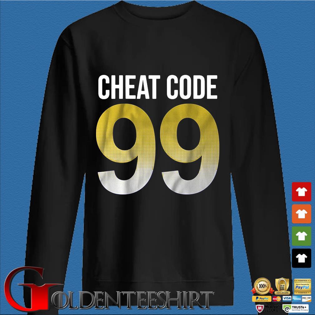 Cheat code 99 s Den Sweater