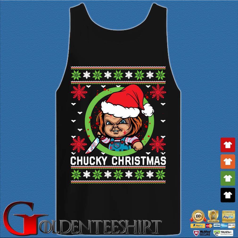 Chucky Christmas sweats Tank top den