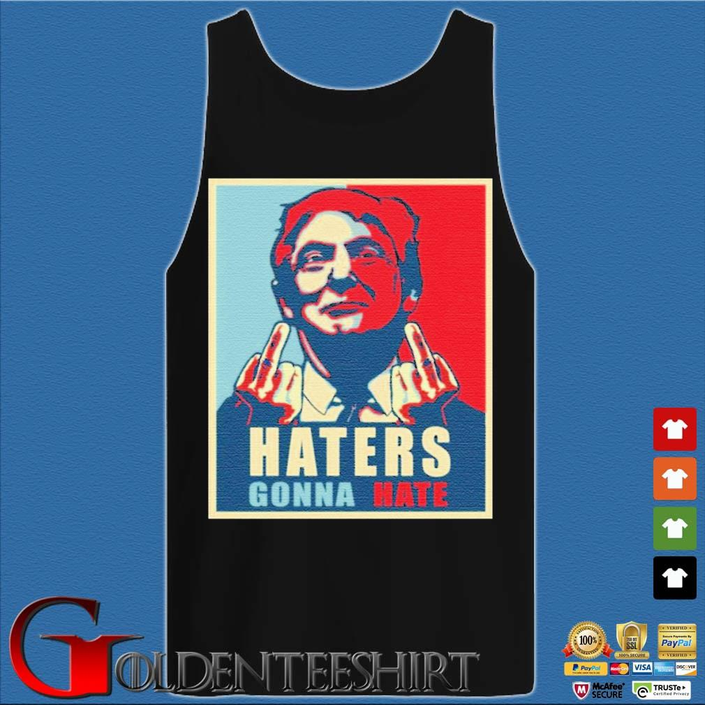 Donald Trump Haters Gonna Hate Trump President Shirt Tank top den