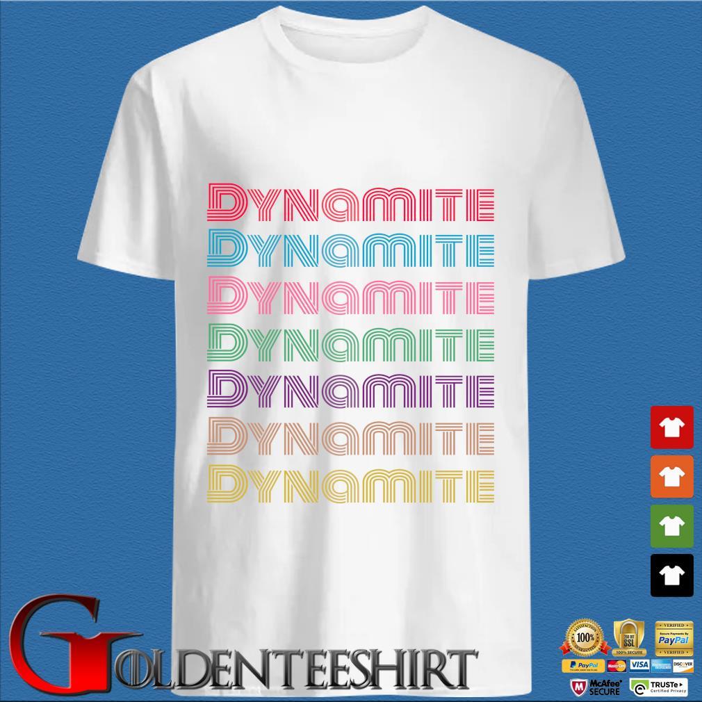 Dynamite Disco shirt