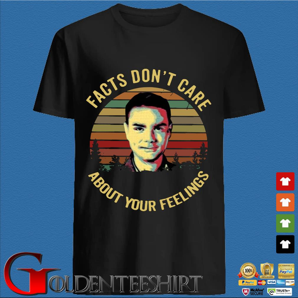 Facts Don't Care About Your Feelings Ben Shapiro Vintage Shirt