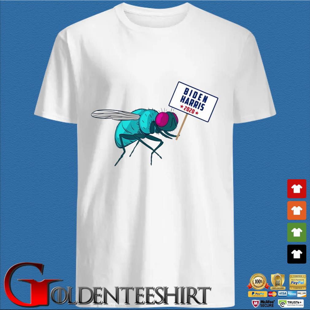 Fly Biden Harris 2020 Pence Fly Vice Presidential Debate shirt