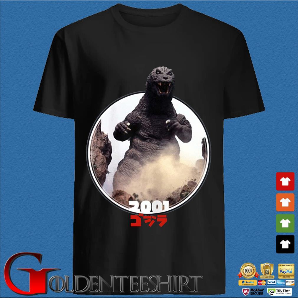 Godzilla 2001 GMK Icons Of Toho Shirt