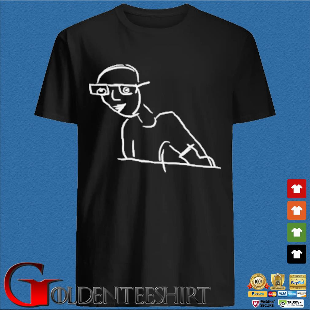 Kirk Minihane Drawing Shirt