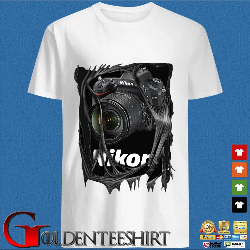 New Popular Professional Nikon Photography shirt