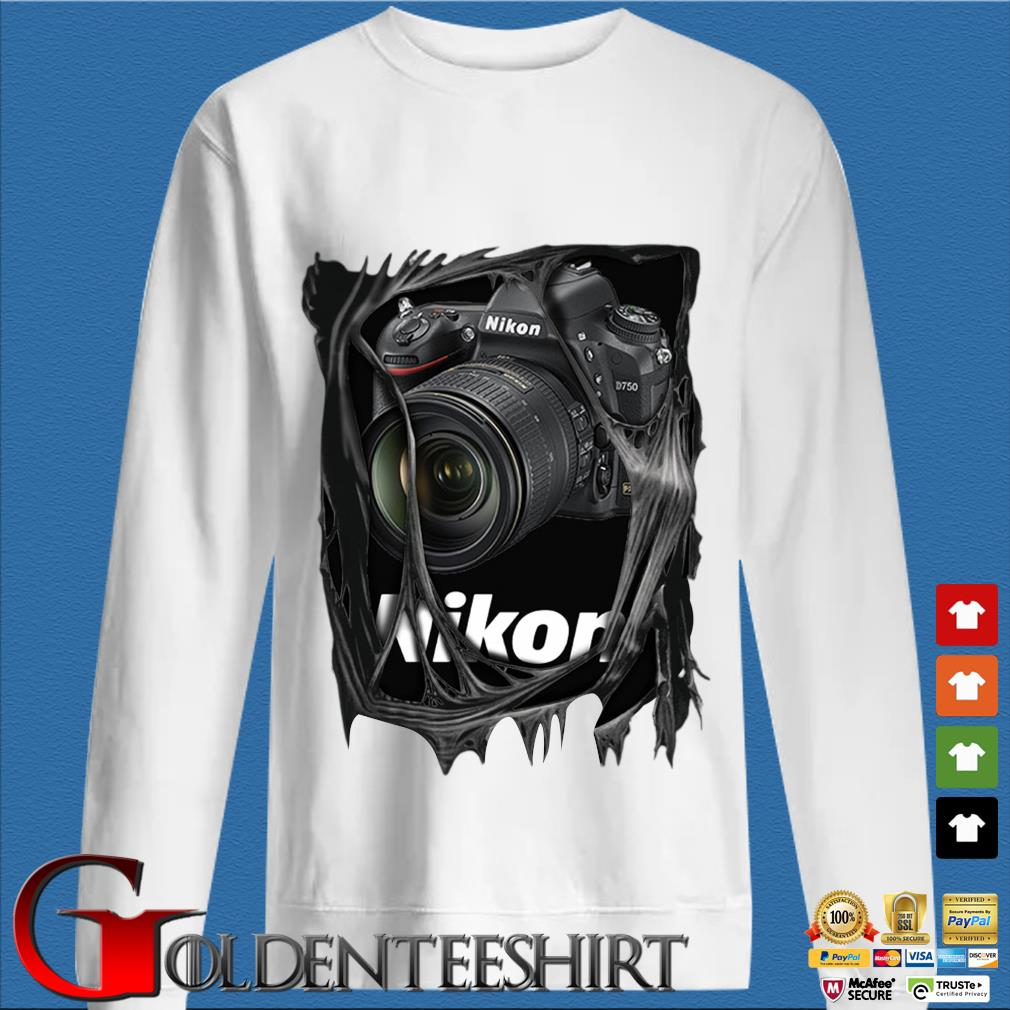 New Popular Professional Nikon Photography s trang Sweater