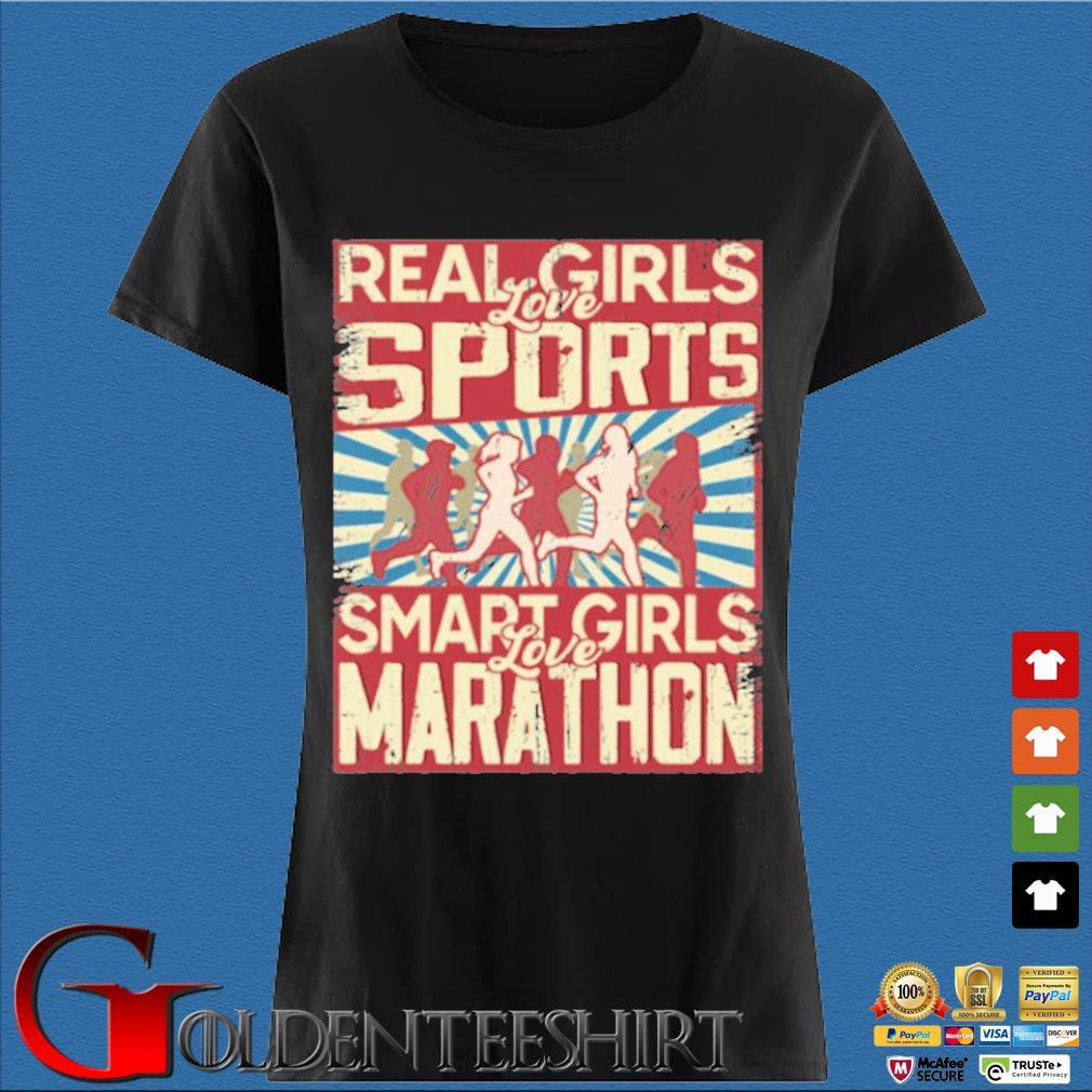 Real girls love sports smart girls love marathon 2020 s Den Ladies