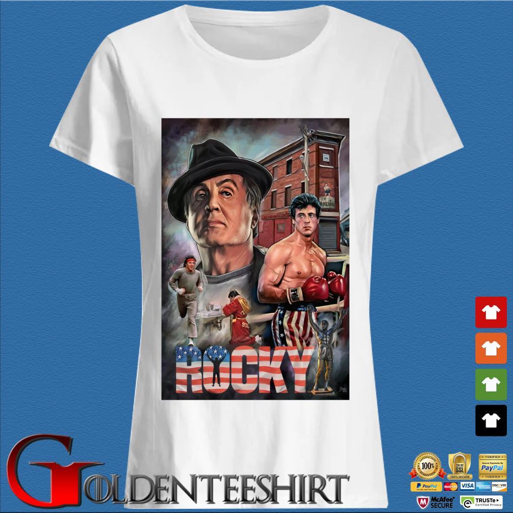 Rocky Balboa America s Trang Ladies