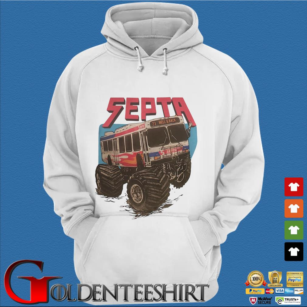 Septa 23 hell and back s Trang Hoodie