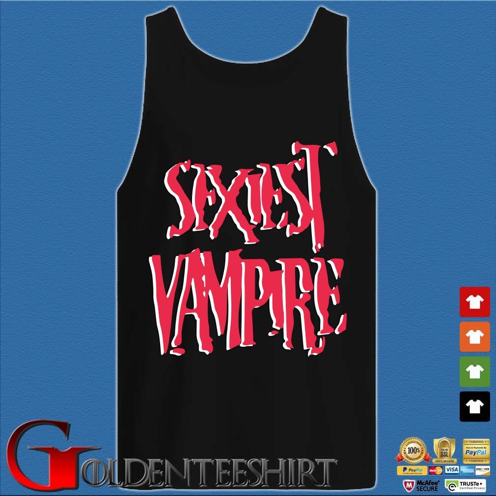 Sexiest vampire s Tank top den