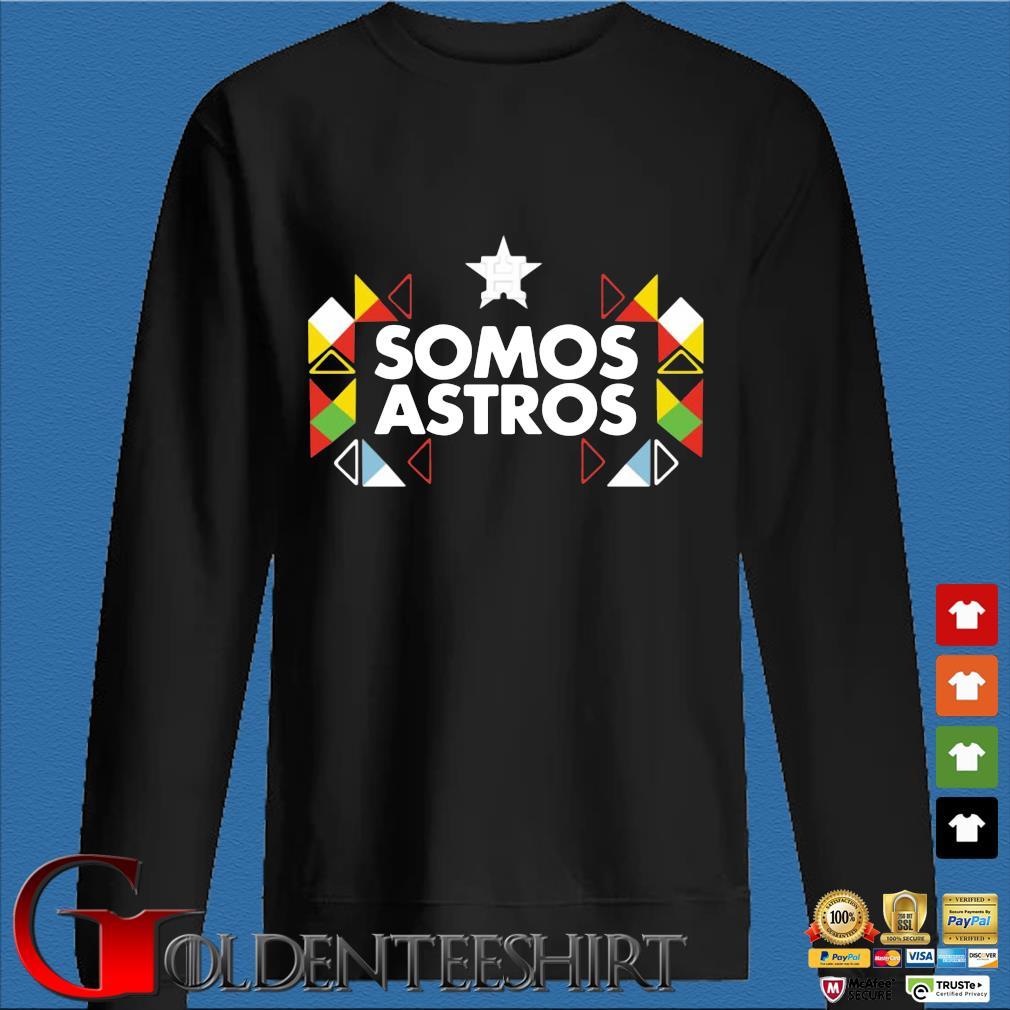 Somos Astros Shirt Den Sweater
