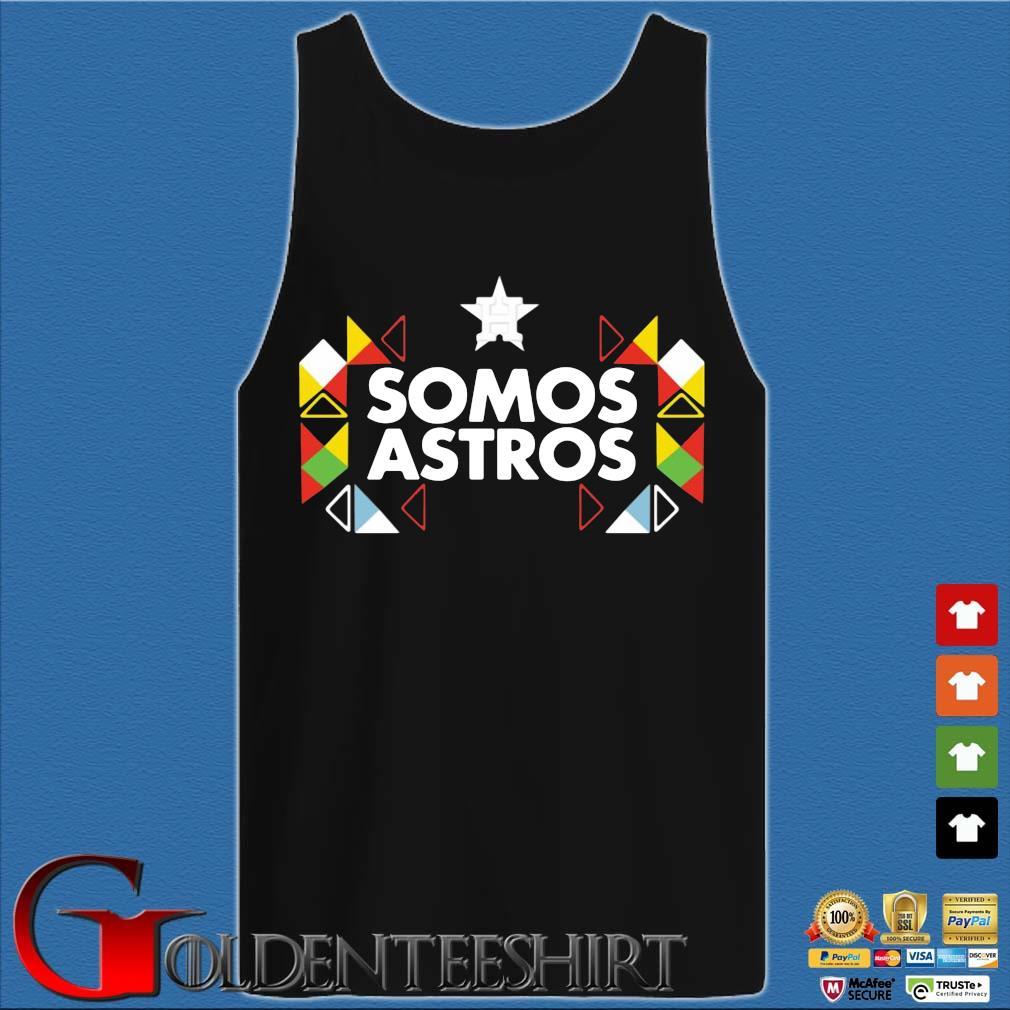 Somos Astros Shirt Tank top den