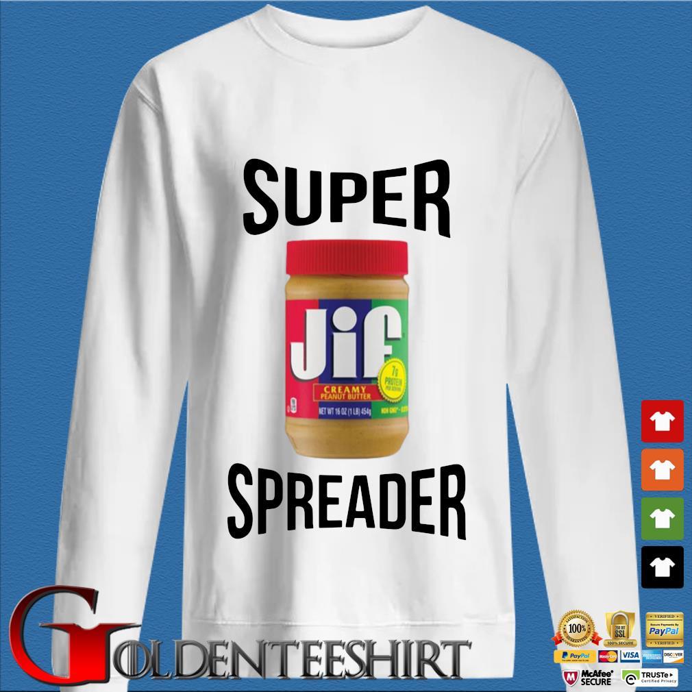 Super Spreader Jif shirt