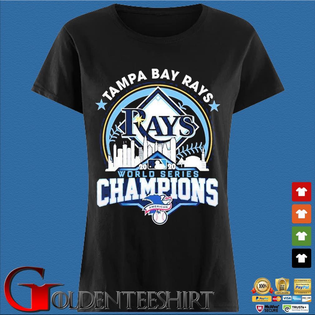 Tampa Bay Rays 2020 world series Champions s Den Ladies