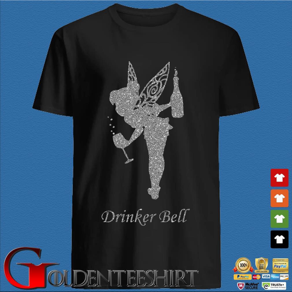 Tinkerbell Drinker Bell Diamond shirt