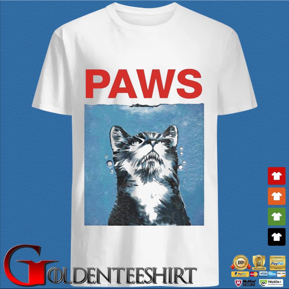 Tony Gonsolin Cat Paws Shirt