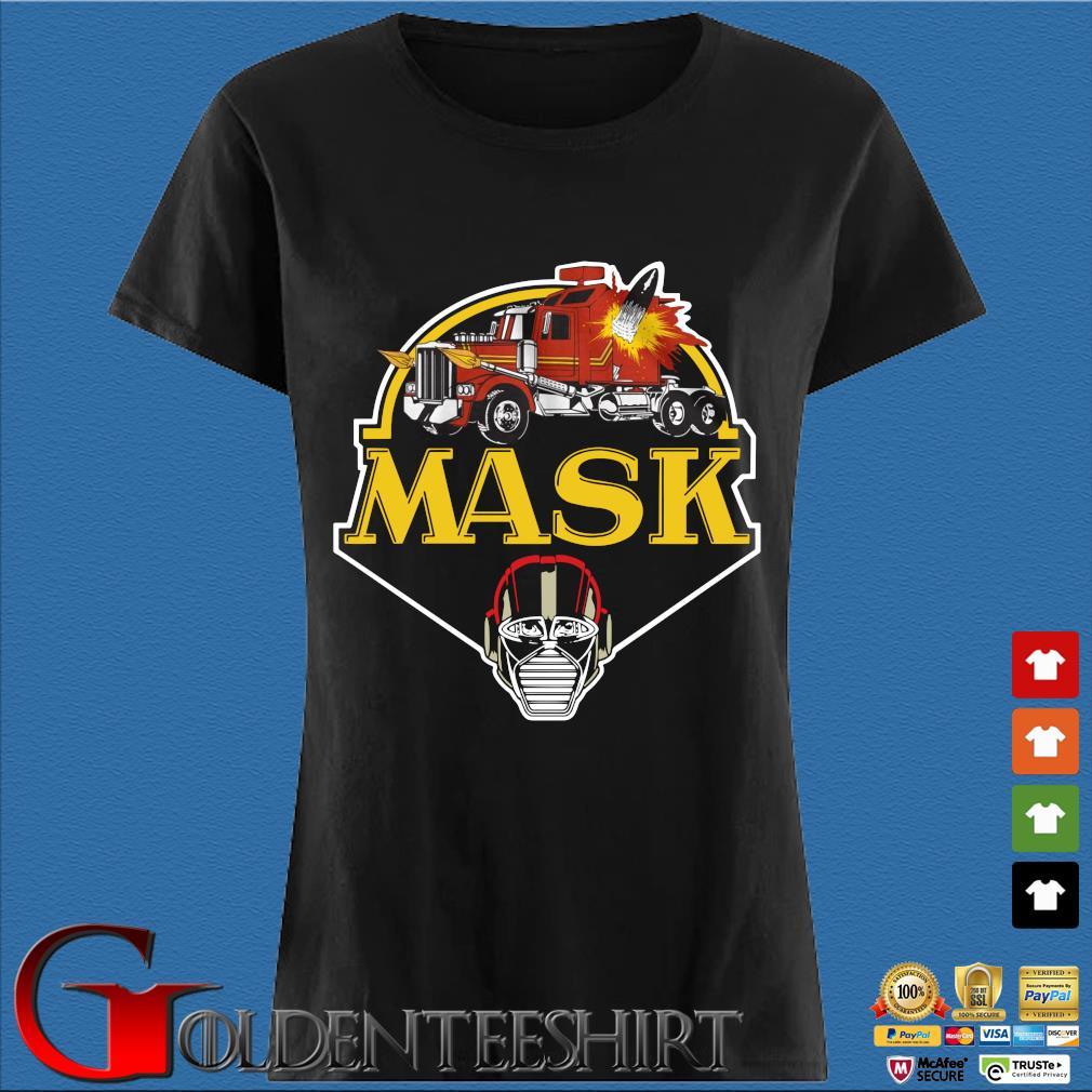 Trucker mask s Den Ladies