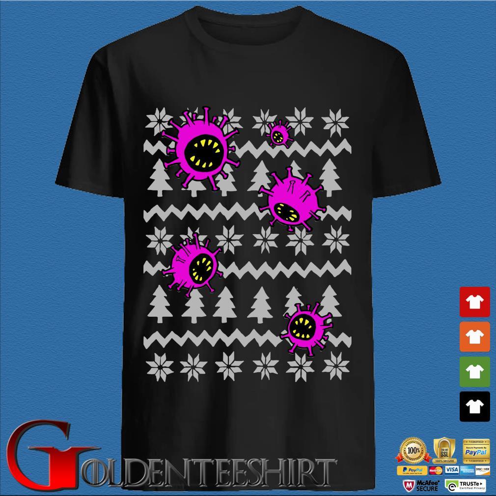 Virus 2020 Wonderland Ugly Christmas sweatshirt