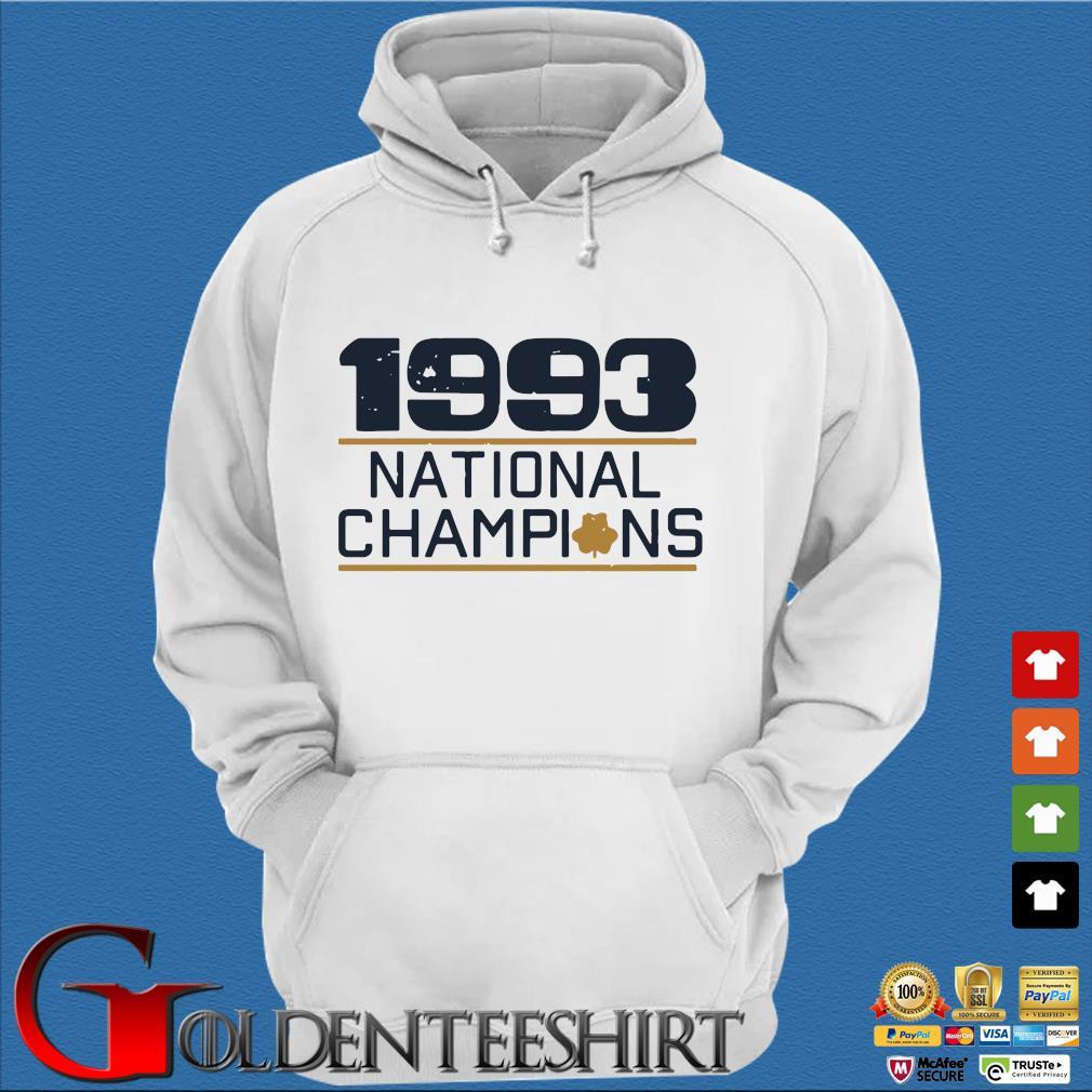 1993 national Champions s Trang Hoodie
