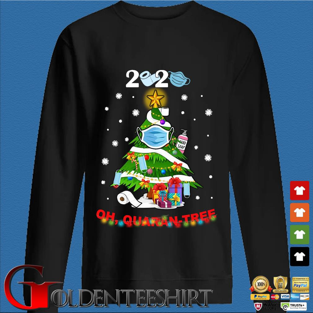 2020 oh quaran-three Christmas sweater