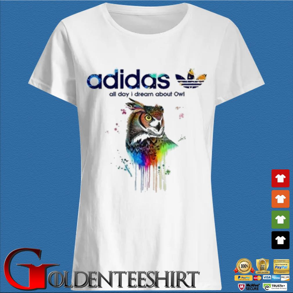 Adidas all day I dream about Owl color s Trang Ladies