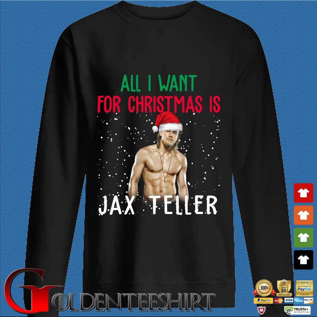 All I want for Christmas is Jax Teller sweater