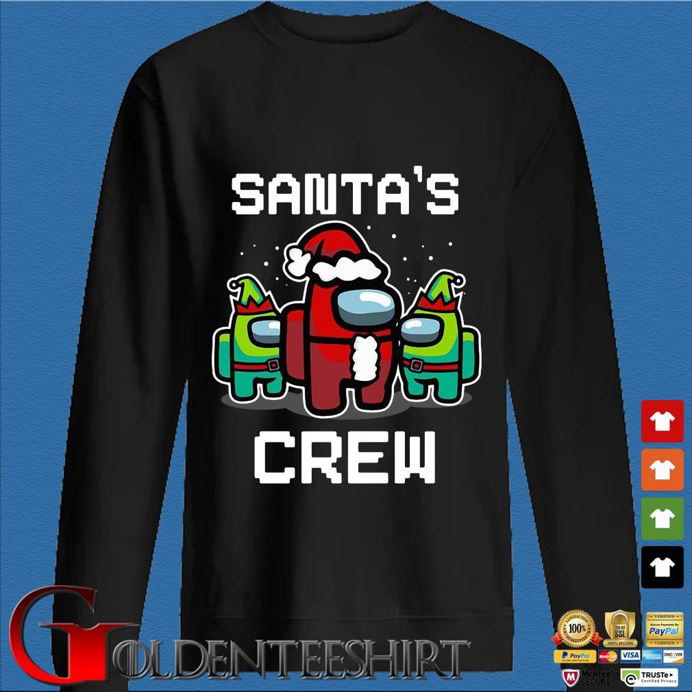 Among Us Santa's Crew Christmas Sweater