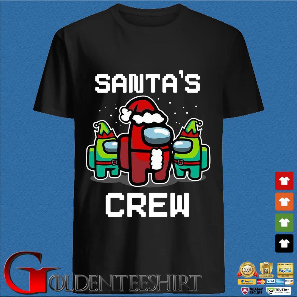 Among Us Santa's Crew Christmas Sweater den Shirt