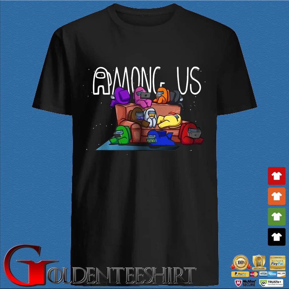 Among Us sofa gaming video game s den Shirt