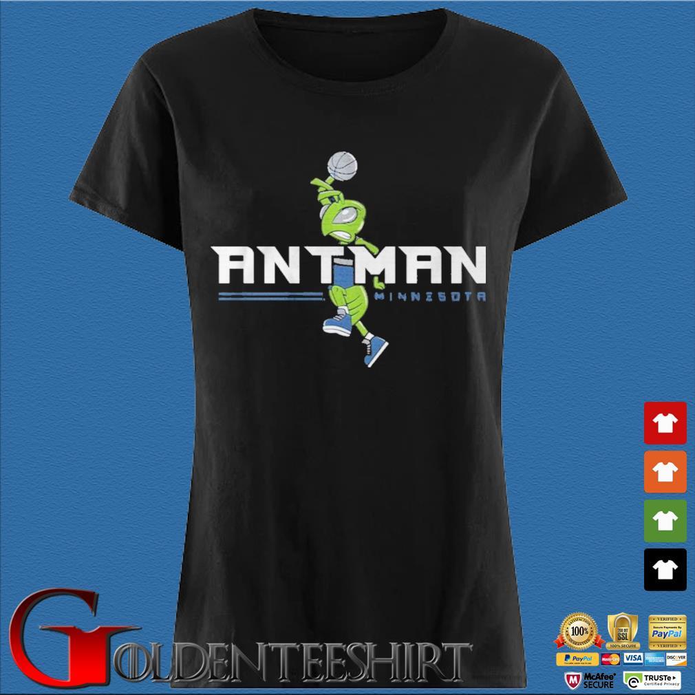 Ant Man Minnesota Shirt Den Ladies