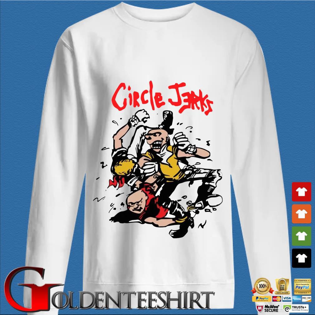 Circle Jerks 2020 shirt