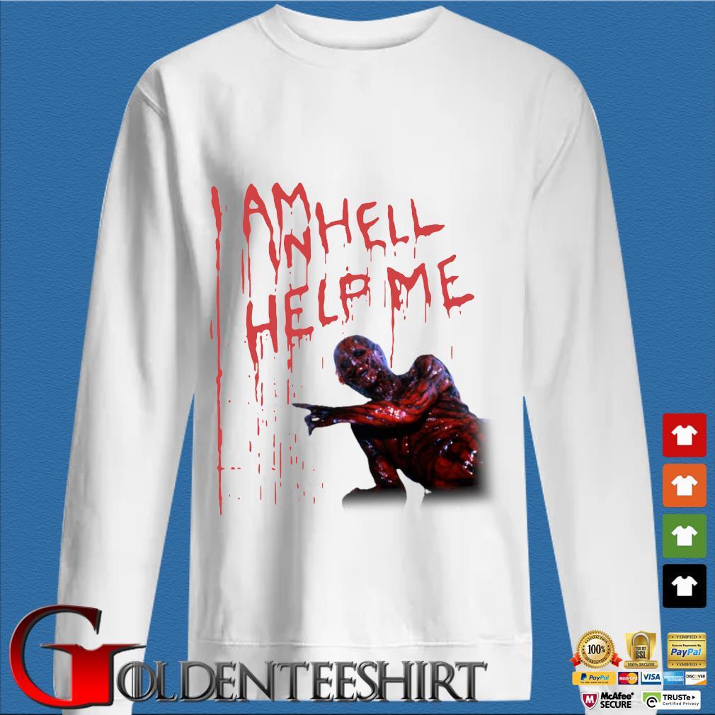 Hellraiser i am hell help me shirt